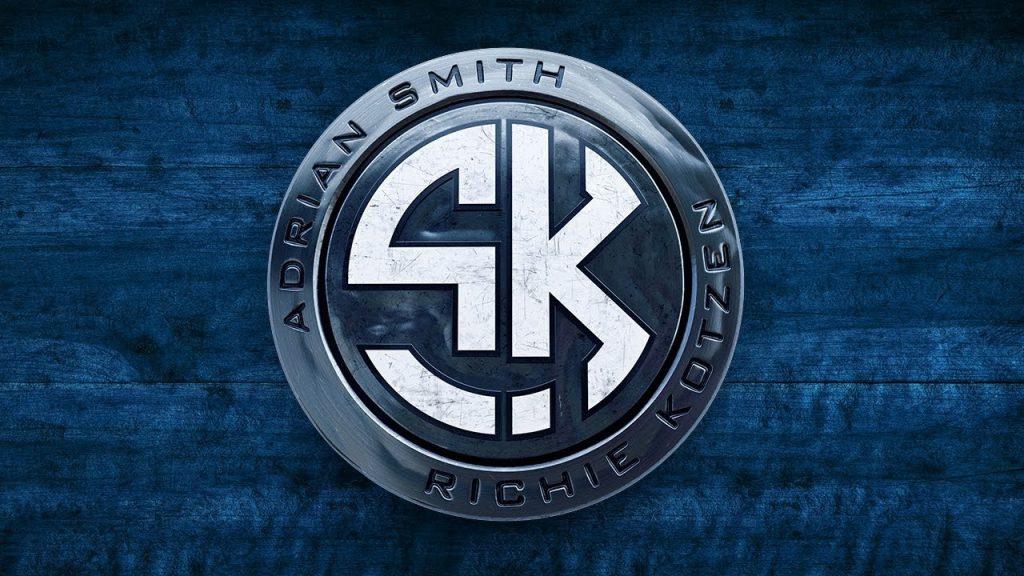 Adrian Smith และ Richie Kotzen พูดถึง Smith/Kotzen อัลบัมที่เขาทั้งคู่ได้ทำงานร่วมกัน