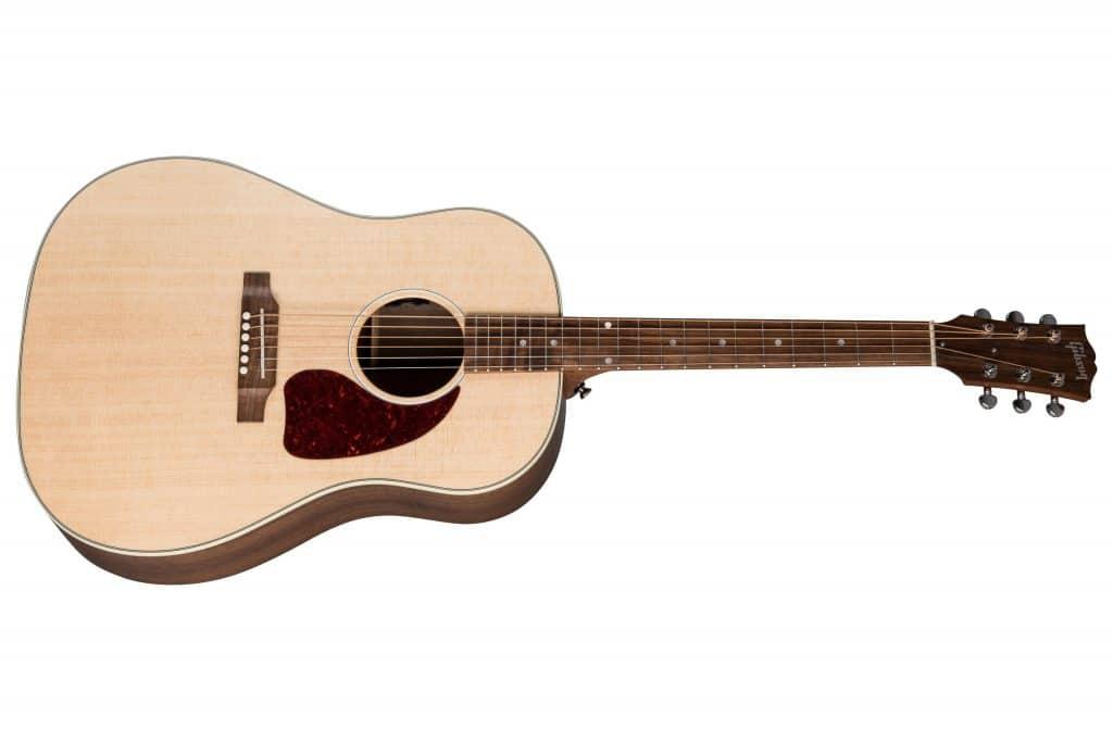 กีต้าร์โปร่งไฟฟ้า Gibson G-45