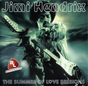 กีต้าร์ไฟฟ้า Vintage รุ่น Summer of Love Hendrix แรงบันดาลใจจาก jimi Hendrix
