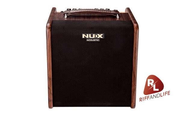 NUX AC-50 แอมป์กีต้าร์โปร่งเสียงดี