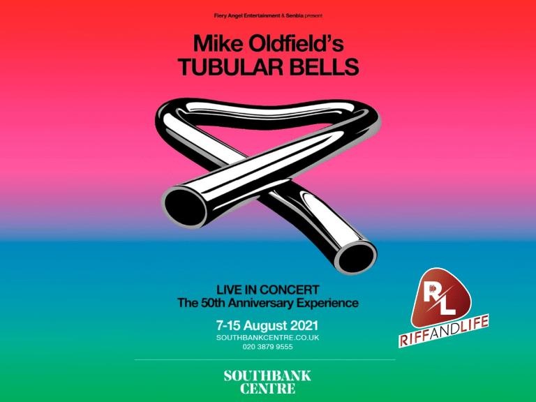 Tubular Bells ของ Mike Oldfield จะกลับมาแสดงในลอนดอนในฤดูร้อนนี้