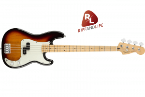 Fender Player Series Precision Bass เบสเสียงดีที่ใครๆก็เลือกใช้