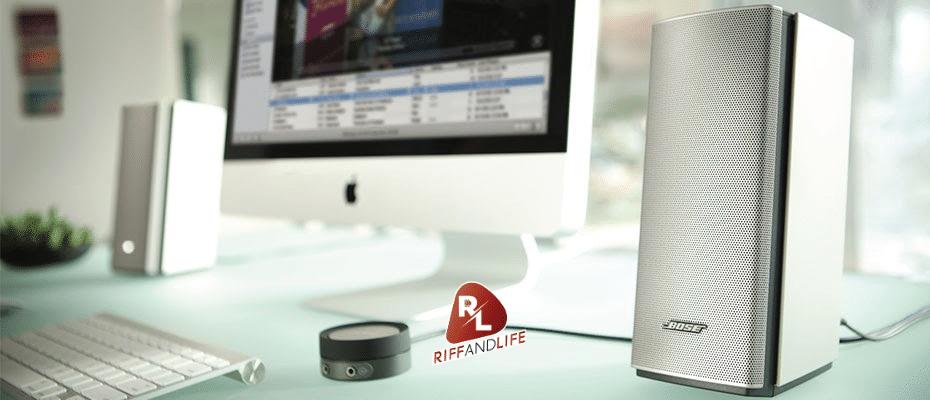 รีวิว ลำโพง Bose Companion 20 Speaker (C20)